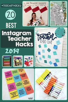 #TeacherHacks: The 20 Best Instagram Teacher Hacks of 2019