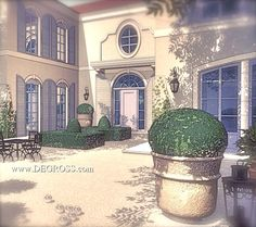 visualization by DEGROSS dreamhouse