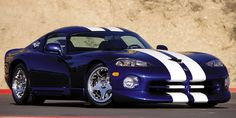 Despite the massive V10 fitted in the front of the car, the Viper offered very fast lap times in very attainable ways.   - RoadandTrack.com