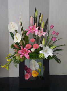 Arreglo Floral/ Flowers