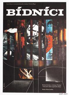 £0.99 EBAY AUCTION / 10th April, 8.30pm / Original Vintage Movie Poster LES MISERABLES Victor Hugo / 1970s Poster Cinema Art #Miserables #movieposter