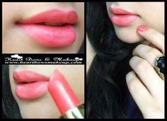 LOreal Color Riche Lipstick 'Pink Passion' Review,...