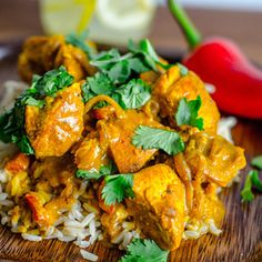 Healthy Coconut Chicken Curry   eHow Food   eHow