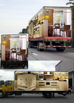 エントリー#:5 デザイナー:WealthyCrab | No limits to your creativity on our 24' Truck !