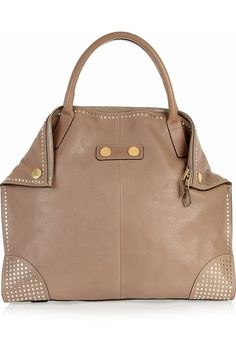 Alexander McQueen bag. Even though I love this bag, I just can't justify the price...one day maybe...lol