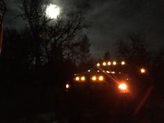 Custom running lights