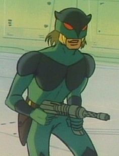 """A Spectra goon from Battle of the Planets Episode 21 """"The Musical Mummy"""" Battle Of The Planets, 70s Tv Shows, Sci Fi Ships, Classic Series, Super Powers, Musicals, Character Design, The Incredibles, Film"""