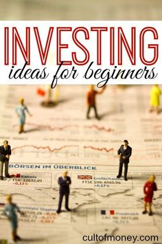 Don't let fancy investing lingo and slick trading strategies prevent you from getting started investing. Here are investing for beginner ideas that will help your formulate your own investing plan.