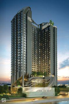 Condominium Design | Architect | Plan Associates Co., Ltd.