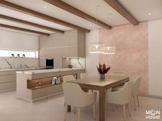design kitchen and dining room