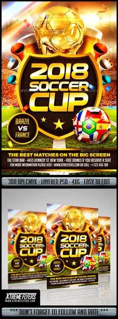 378 best football flyer template images on pinterest in 2018 flyer