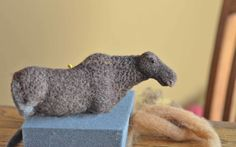 4 Needle Felting Secrets to save you time, money and headaches