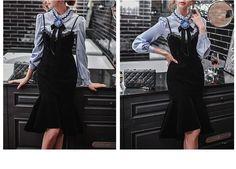 Original 2016 Marca Vestido de Inverno Mulheres Outono Plus Size Cintura Fina de Veludo Preto Elegante Da Sereia Vestidos para Mulheres DABUWAWA em Vestidos de Das mulheres Roupas & Acessórios no AliExpress.com   Alibaba Group