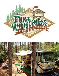 Disney's Fort Wilderness Campground- We've used the cabins and camped in our camper. Love both.