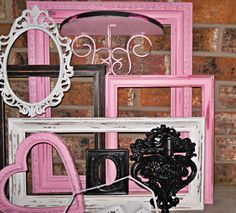 How cute would this be on a little girl room wall