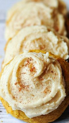 Melt in Your Mouth Pumpkin Cookies Recipe