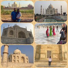 "#mytajmemory [2/4] The TAJ MAHAL ""crown of palaces"" is a white marblemausoleum located on the southern bank of the Yamuna River in the Indian city of Agra Uttar Pradesh India. It was commissioned in 1632 by the Mughal emperor Shah Jahan to house the tomb of his favourite wife of three Mumtaz Mahal. The Taj Mahal is regarded by many as the best example of Mughal architecture and is widely recognized as ""the jewel of Muslim art in India"". It is one of the worlds most celebrated structures and…"