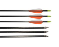 Cheap arrow end, Buy Quality carbon filter for water directly from China carbon rowing Suppliers: 6 pieces hunting pure carbon arrow 2 orange 1 yellow fletching for hunting compound bow Arrows For Sale, Arrow Fletching, Hunting Arrows, Carbon Arrows, Wooden Arrows, Cool Shapes, Discount Makeup, Bows, Pure Products