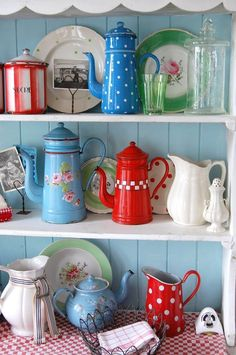 Vintage Retro Kitchen Decor For the Home