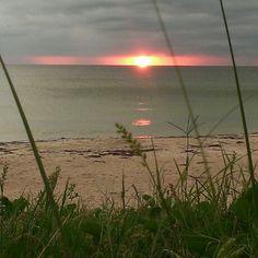 Sunset at bradenton fl