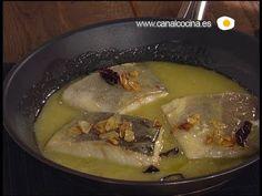 ▶ Receta de bacalao al pil pil en Cocina Vasca - YouTube