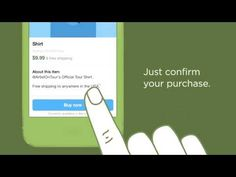 """▶ Twitter launches Direct Payments! 2014-09-08 36sec ad """"A new way for you to make purchases on Twitter"""" • for tweets w/ """"Buy"""" button """"to make shopping from mobile devices convenient and easy, hopefully even fun"""" • https://blog.twitter.com/2014/testing-a-way-for-you-to-make-purchases-on-twitter"""