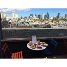 I'm in love with this city ❤️ #melbourne #australia #nakedforsatan #tapas #bar