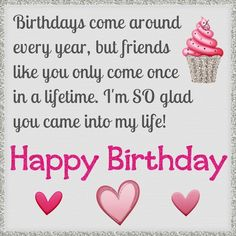 Birthday Wishes For A Friend Messages Texts Life Ideas For 2019 Birthday Wishes For A Friend Messages Texts Life Ideas For 2019 <br> Birthday Wishes For A Friend Messages, Happy Birthday Best Friend Quotes, Birthday Qoutes, Happy Birthday Wishes For A Friend, Birthday Verses, Happy Birthday For Him, Birthday Post For Friend, Happy Birthday Beautiful Friend, Happy Birthday Wishes Friendship