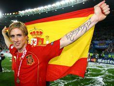 Una persona famosa: Fernando Torres