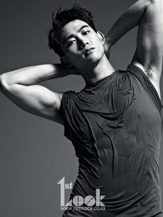 [OFFICIAL] 2PM's Taecyeon – 1st Look Magazine, Vol. 49, July 2013 ⓒ1st Look MAGAZINE http://firstlook.co.kr