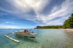 New home in the Philippines, beginning April 2nd! Complete with beach hut accommodation.
