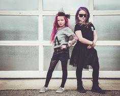 pink hair, pink hair don't care, rock on, punk rock fashion, kids who rock, lil xo kings, browntowngirls, astyledmess
