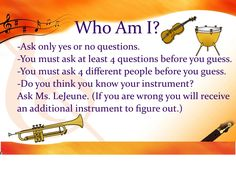 Instruments in Orchestra Resources Teaching Elementary Music: Tanya's Blog