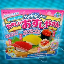 I want a bunch of these Japanese candy maker kit thingies, They just seem like so much fun to make xD