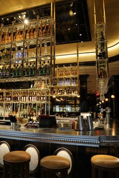 BARDOT Brasserie at the Aria is a feast for the senses