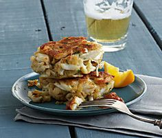 This crab cake is the real deal—no fussy stuff, no flavor disguises. Just pure, sweet