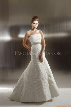 Robe de mariée Jasmine T495 Couture 2012 - Fall 2011