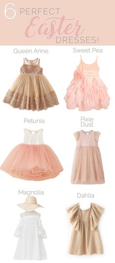 This is an amazing site to find your little girls Easter Dress. Lots of vintage inspired dresses, beautiful pastel colors, and special occasion dresses for every occasion.