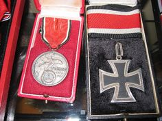 Blood Medals - Knight Cross