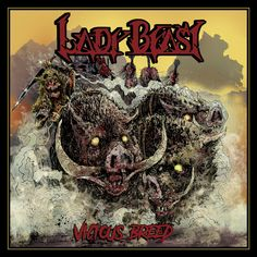 "Lady Beast - ""Vicious Breed"" (2017)"