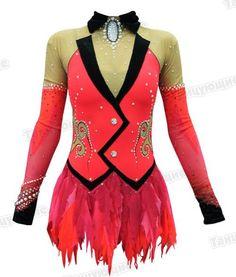 Платье для фигурного катания Гэтсби — купить в интернет-магазине «Танцующие»