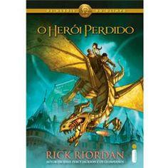 Livro - Os Heróis do Olimpo - O Herói Perdido -...