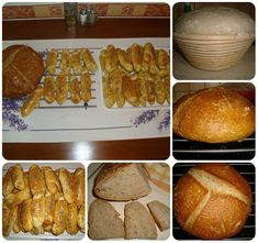 Kváskové maslové rohlíky - zuzkinemaskrty.sk Bread, Food, Brot, Essen, Baking, Meals, Breads, Buns, Yemek