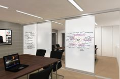Sliding Whiteboards | Flexible Whiteboards - Fusion
