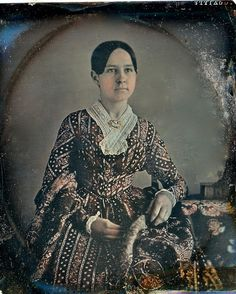 33 Lovely Vintage Photos of Teenage Girls from the Late 1840s to Early 1850s ~ vintage everyday