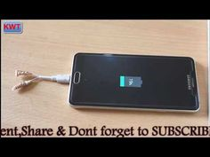 How To Make a Wireless Charger at Home Very Easy Way |By Hand |English & Hindi - YouTube