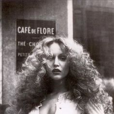 70s groupies/glam (jerry hall pictured)