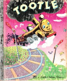 Little Golden Book Tootle.