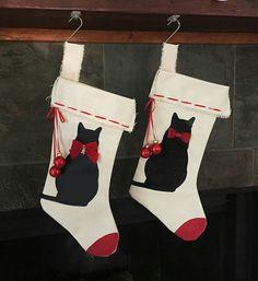 Cat stocking
