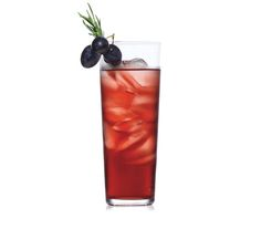 An easy homemade rosemary simple syrup adds savory depth to an otherwise sweet fruit cocktail. Your valentine will feel transported into a romantic and cozy craft cocktail bar, rather than your living room. Make the whole batch (which serves four), so you'll have two rounds of drinks at the ready.